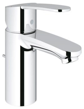 Eurostyle Cosmopolitan S-Size Basin Mixer Tap With Pop Up Waste