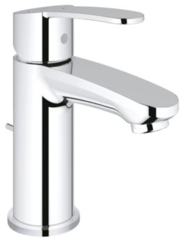 Eurostyle Cosmopolitan Half Inch Basin Mixer Tap With Pop Up Waste