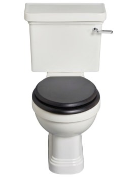 Wynwood Standard Height Close Coupled WC Pan 730mm And Cistern