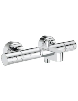 Grohtherm 1000 Cosmopolitan M Thermostatic Bath Shower Mixer Tap