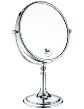 8 Inch Free Standing Magnifying Mirror