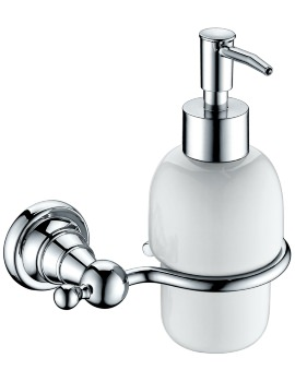 Holborn Wall Mounted Soap Dispenser