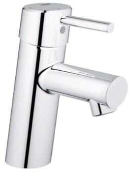 Concetto S-Size Basin Mixer Tap Chrome
