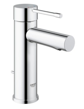Essence New Half Inch Basin Mixer Tap With Pop UP Waste