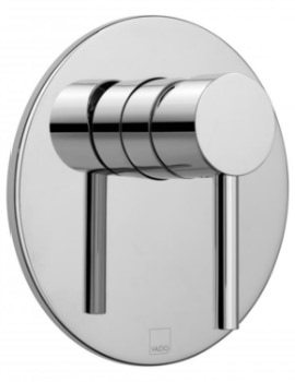 Zoo Single Lever Concealed Shower Valve - ZOO-145-RO