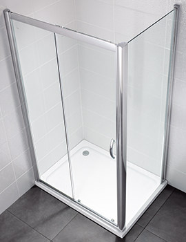 Identiti2 1200mm Sliding Shower Door