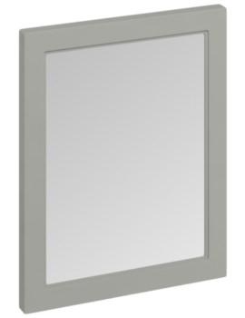 Burlington 600mm Dark Olive Framed Mirror