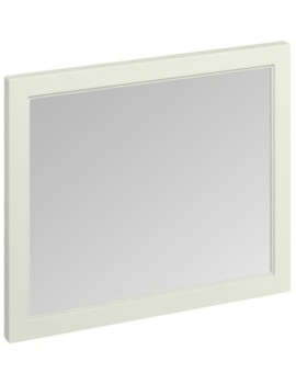 900mm Sand Framed Mirror
