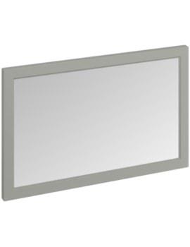 1200mm Dark Olive Framed Mirror