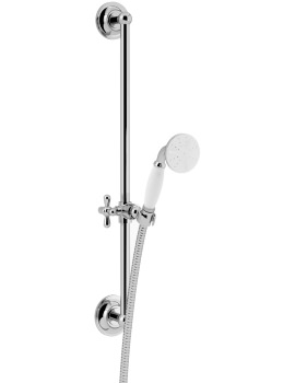 Premium Flexible Shower Slide Rail Kit