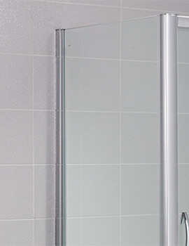 Identiti2 760mm x 1900mm Side Panel For Shower Enclosure