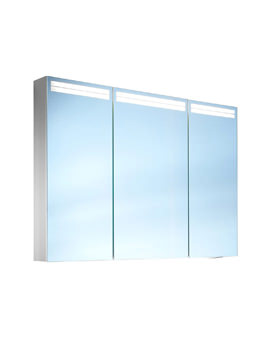Arangaline 3 Door Mirror Cabinet 1000mm