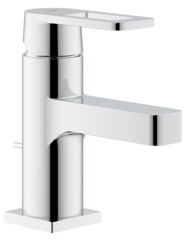 Quadra S-Size Half Inch Single Lever Basin Mixer Tap