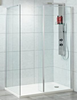 Techno Corner Shower Enclosure 1400mm Pack 6 - SE037