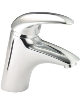 Deva Elan Mono Basin Mixer Tap With Pop Up Waste - ELAN113