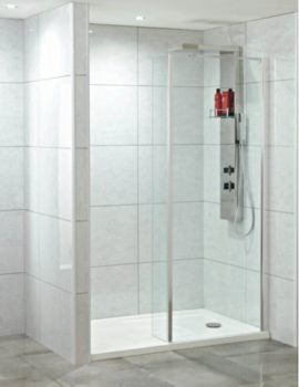 Techno Recess Shower Enclosure 1700mm Pack 1 - SE034