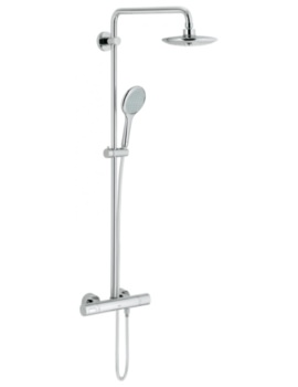 Rainshower Solo System 210 Shower System With Thermostat