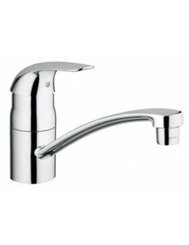 Euroeco Single Lever Kitchen Sink Mixer Tap