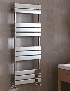 Sorento Designer Flat Panel Towel Rail 500mm x 1300mm - RA012