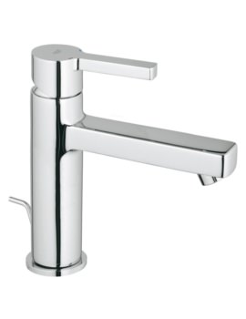 Lineare M-Size Half Inch Basin Mixer Tap With Pop Up Waste