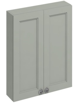 Burlington 600mm Dark Olive Double Door Cabinet