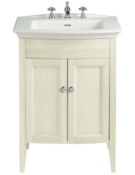 Heritage Caversham Oyster Vanity Unit For Blenheim Basin -KOYHP34