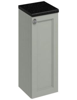 Burlington 300mm Dark Olive Single Door Base Unit