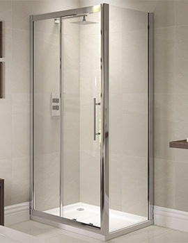 Prestige 1200mm Sliding Shower Door