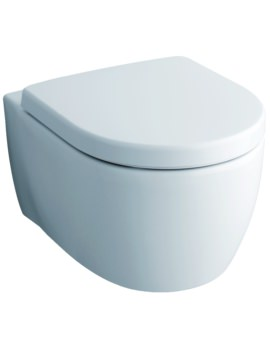 3D Wall Hung WC Pan 530mm - 3D1738WH
