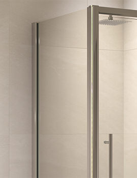 Prestige 700 x 1900mm Side Panel For Shower Enclosure
