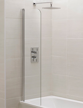 Identiti2 300 x 1400mm Mini Bath Screen