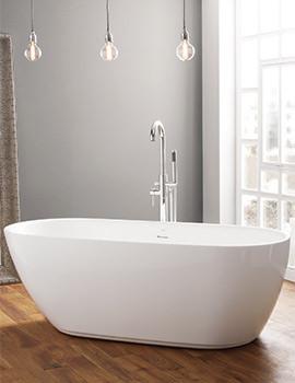 April Harrogate Contemporary Freestanding Bath - Image