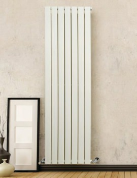 DQ Heating Tornado Double Vertical Designer Radiator 606 x 1471mm