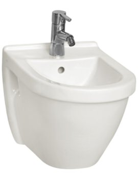 S50 Single Tap Hole Wall Hung Bidet