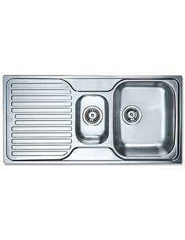 Teka Princess 1.5B 1D Stainless Steel Inset Sink