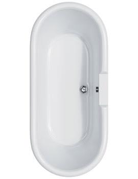 Carron Ascoli Freestanding Bath 1700 x 750mm