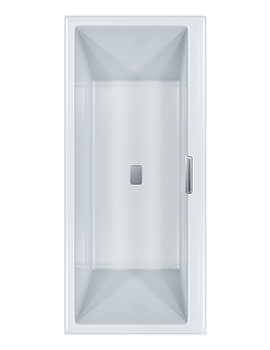 Celsius Double Ended Bath 1800 x 800mm