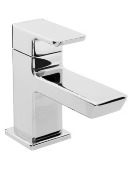 Bristan Cobalt Pair Of Bath Taps - COB 3/4 C