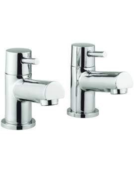 S4 Pair Of Basin Pillar Taps