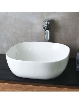 Phoenix 430mm Square Counter Top Basin