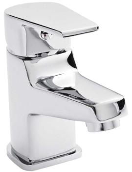 Level Mini Mono Basin Mixer Tap