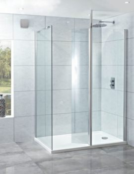 Swing 6mm Shower Enclosure Door 1000 + 350mm - SE041