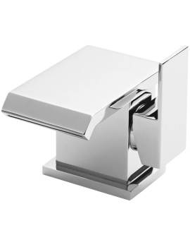 Vent Side Action Mono Basin Mixer Tap