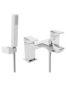 Cobalt Deck Mounted Bath Shower Mixer Tap