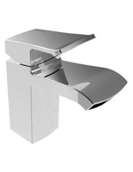 Descent Single Hole Deck Mounted Bath Filler Tap