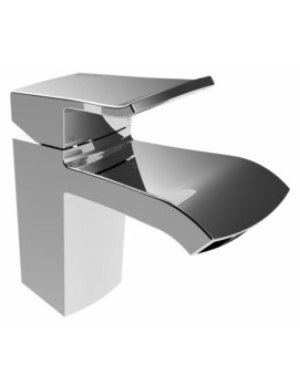 Descent Deck Mounted Basin Mixer Tap