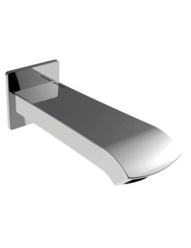 Descent Wall mounted Bath Spout