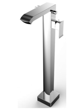Descent Floor Standing Bath Shower Mixer Tap