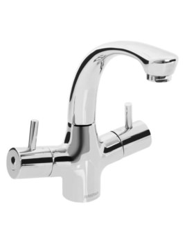 Artisan Thermostatic Lever Handle Basin Mixer Tap