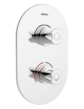 Bristan Artisan Recessed Thermostatic Shower Valve